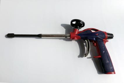 Pistolet à mousse PU