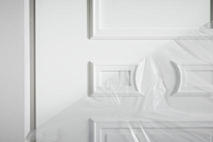 Protection des plaques en polycarbonate, polyester ou PVC