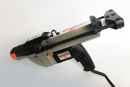 Pistolet électrique pour composants de la marque DOW.